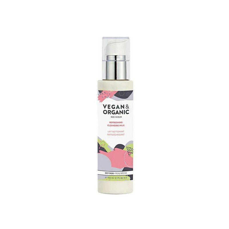 ROGAL Lait démaquillant refreshing cleansing vegan & organic (150 ml) - Rogal