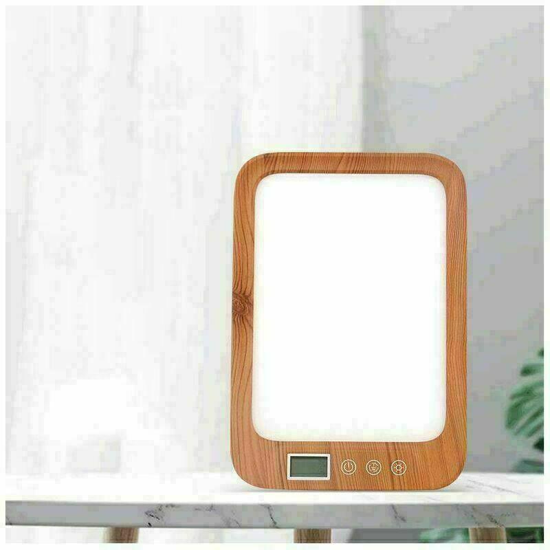 Thsinde - Luminothérapie 10000LUX Lampe Luminotherapie Touch Control Luminotherapie 6 Température de Couleur Réglable et Mode Coucher de Soleil Lampe