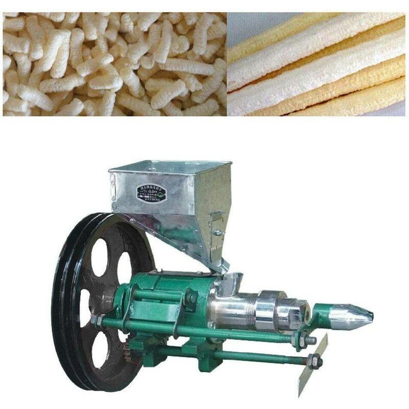 SENDERPICK Machine d'extrusion pour riz et céréales