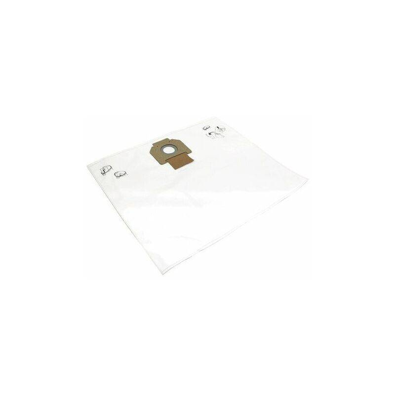 Makita Sac à poussière en tissu filtrant, 5 pièces - P-84078