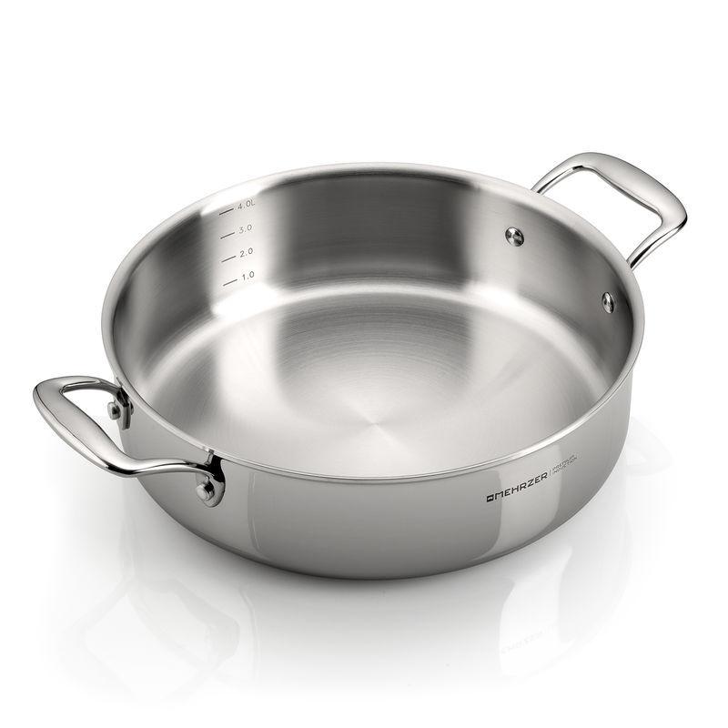 MEHRZER Sauteuse - Poêle à frire - diamètre 28 cm - Mehrzer