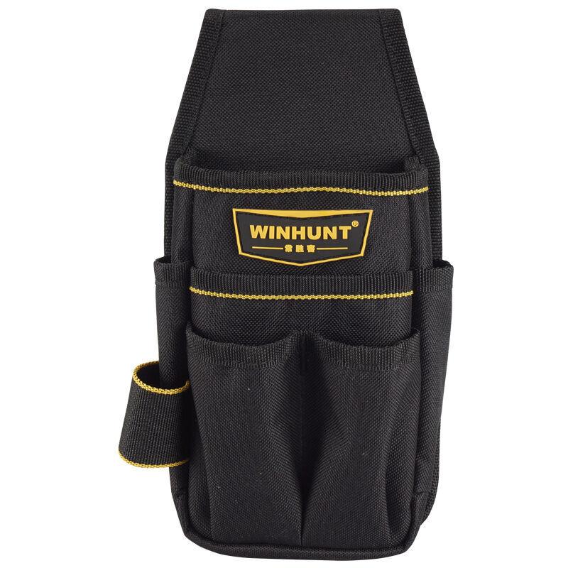 Betterlife - Sac à outils sac d'électricien sac banane toile épaissie chaîne de ceinture en tissu Oxford multifonctionnel 23,5*12,5 cm