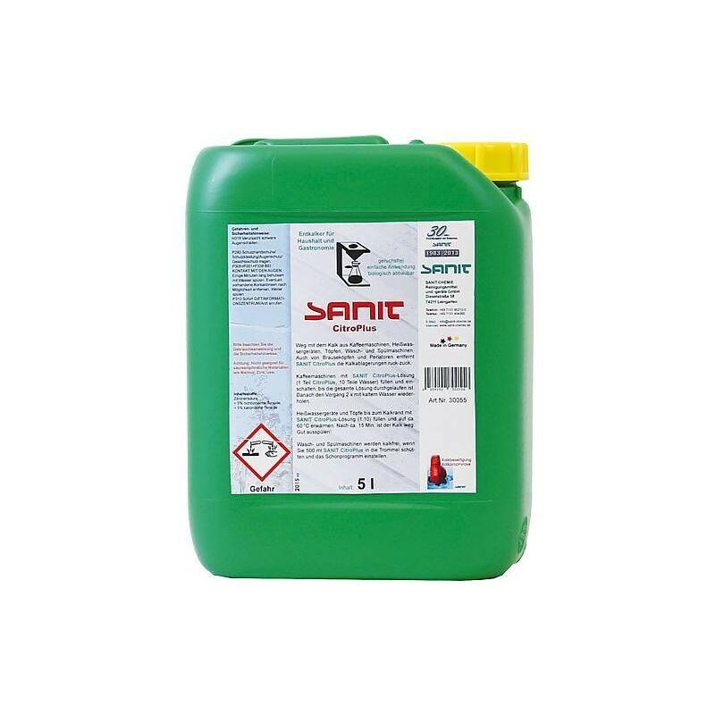 Sanit Chemie - SANIT CitroPlus bidon 5L