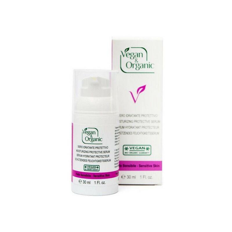 ROGAL Sérum visage antiredness renewing vegan & organic (30 ml) - Rogal