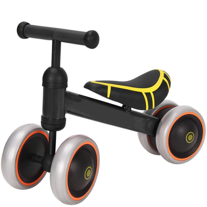 Yongqing - Vélo d'équilibre Baby Balance Bikes Jouets pour bebes pour Garons Filles 10-36 mois Mignon tout-petit Premier velo Infant Walker Enfants