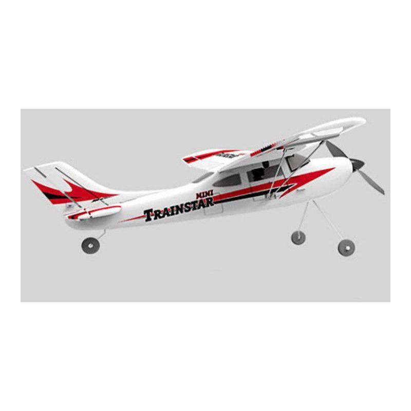 DRILLPRO Volantex V761-1 Firstar Mini 2.4G 3CH 6 Axis Gyro Micro RC Avion RTF