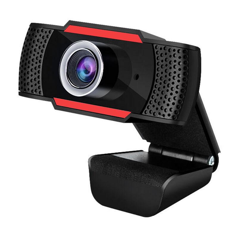 ASUPERMALL Webcam Hd Camera Usb Sans Lecteur Web Cam En Ligne Etudier Reunion Appeler Camera Video Micro Integre, Compatibilite Etendue Pour Ordinateur Portable