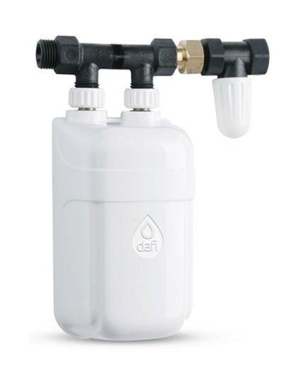 DAFI Mini chauffe-eau électrique instantané sous évier / lavabo -3,7kW monophasé