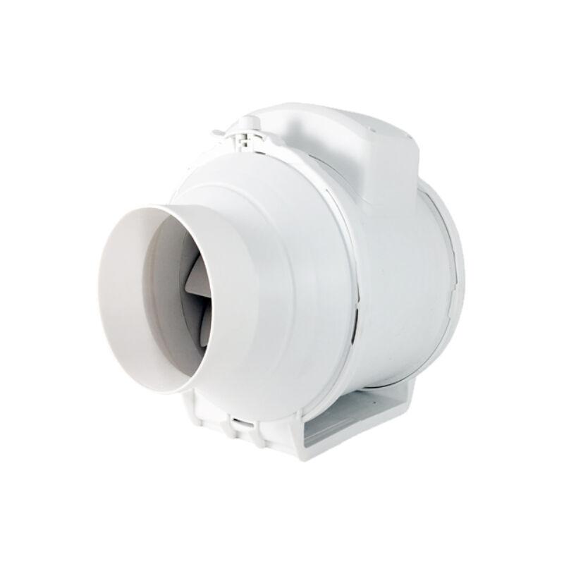 Airroxy - Extracteur d'air industriel de ventilateur de conduit de ventilation de 200mm en ligne flux d'air régulé