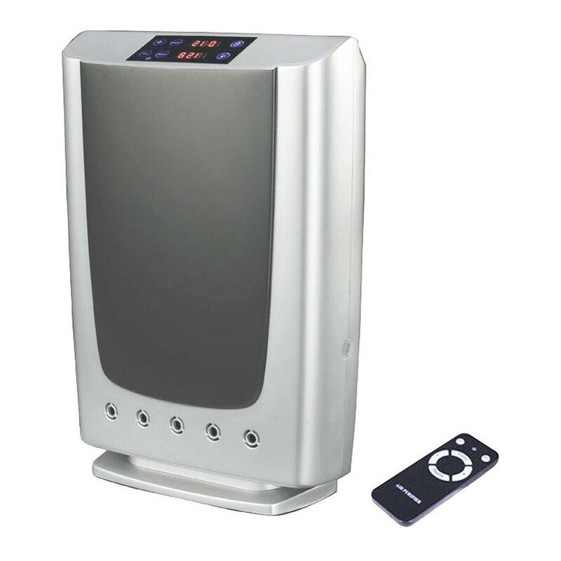 ROSMMEL Purificateur d'air Airpur aux multiples fonctionnalités, plasma avec ioniseur et générateur d'ozone pour air et eau