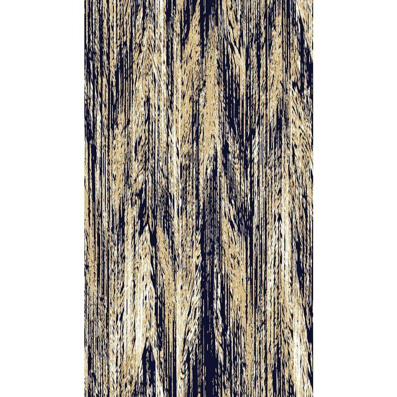 HOMEMANIA Tapis Imprime Grain 1 - Resume - Decoration de Maison, tapis d'entree - Antiderapant - pour Couloir, Cuisine, Chambre, Salon - Multicolore en