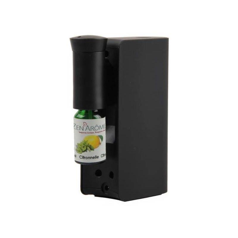 Zen Arôme - Diffuseur d'huiles essentielles Mobysens noir - Noir