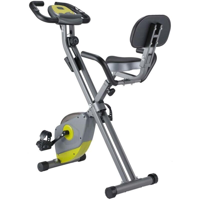 ORANGE GYM Vélo d'appartement X-Bike XB 30 Gris - Orange Gym