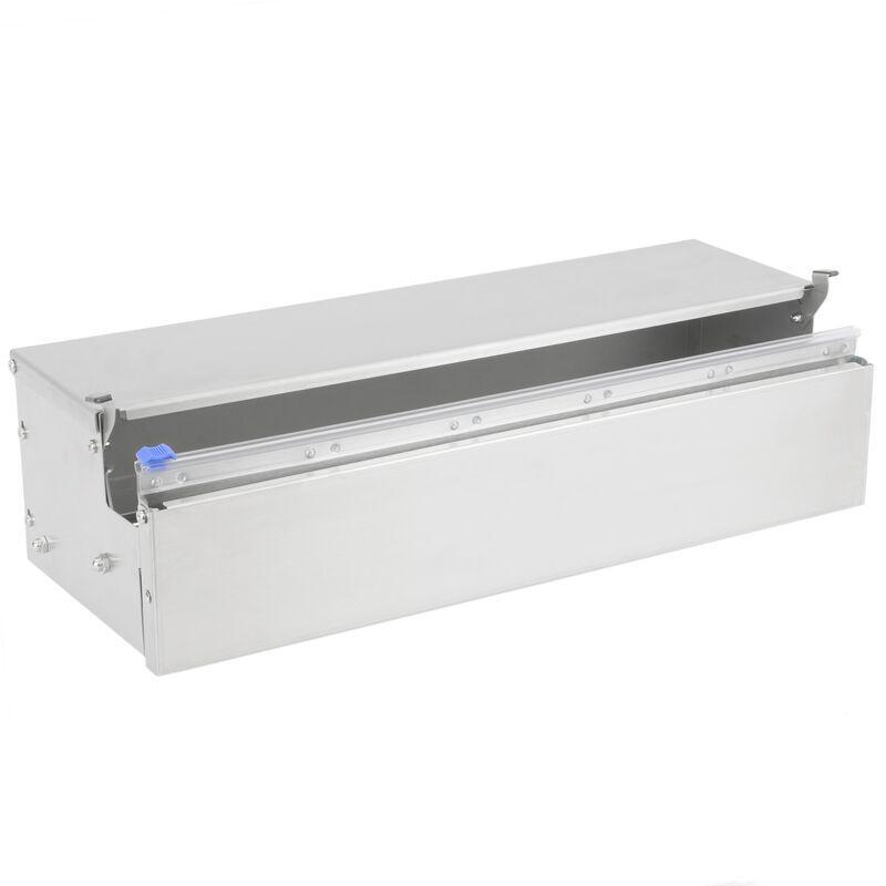 PrimeMatik - Machine emballage cachetage alimentaire pour bobine de film plastique 450 mm