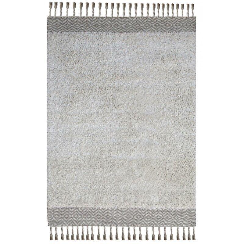 THE RUG REPUBLIC Tapis Wigan ivoire/beige 190 x 290 cm IVOIRE/BEIGE - The Rug Republic