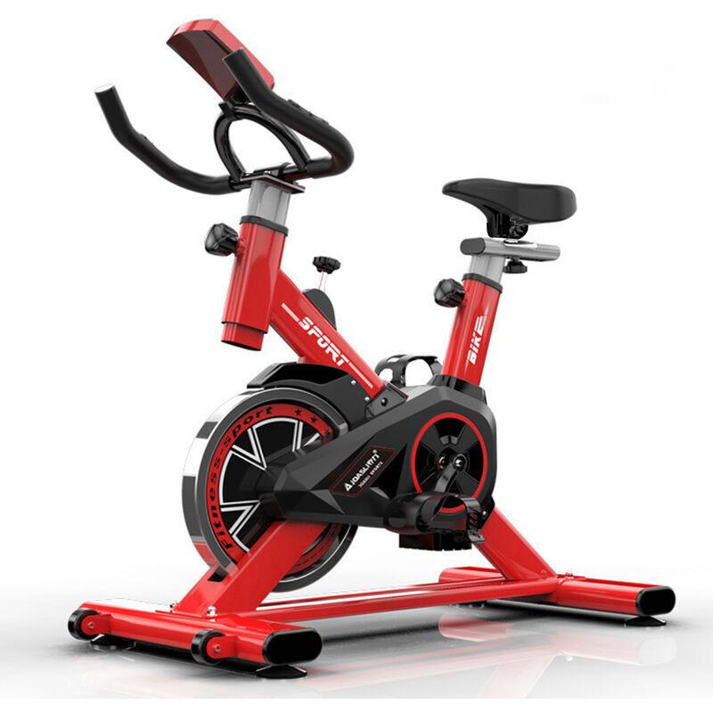 TIGA Vélo d'appartement d'intérieur Cardio Gymnase à domicile Entra?nement Cyclisme Fitness (STYLE A)