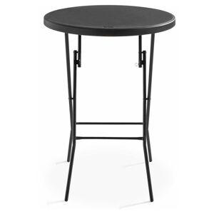 REKKEM Mange-debout pliant noir 110x80 cm - Publicité