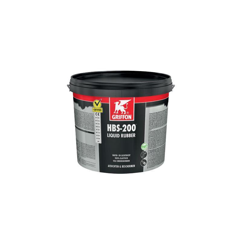 GRIFFON Caoutchouc liquide HBS-200 pour étanchéité seau 16 L - 6309018 - Griffon
