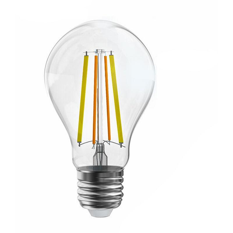 Sonoff - Ampoule a filament LED intelligente eWelink Wifi Ampoules a intensite variable E27 Ampoules a telecommande bicolore compatibles avec Amazon