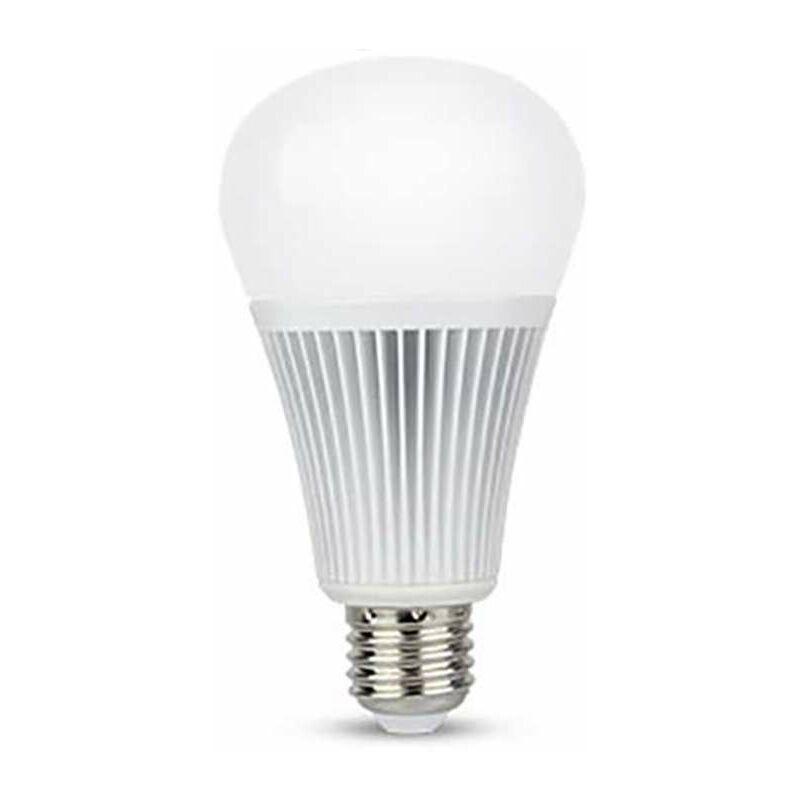 MI-LIGHT Ampoule LED E27 RGB CCT 9W Pilotable Amazon Alexa Wifi