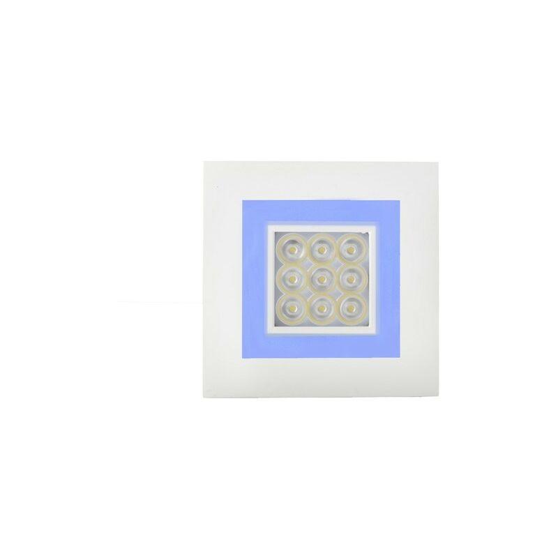 CRISTALRECORD Anneau encastré Led Focus (12W) 00-731-12-120 - Cristalrecord