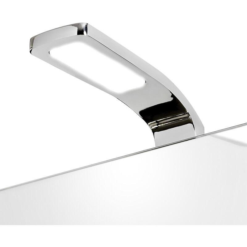 IDRALITE Applique led pour miroir 7.0 7 w accessoire de salle de bain mod. Hi-Led