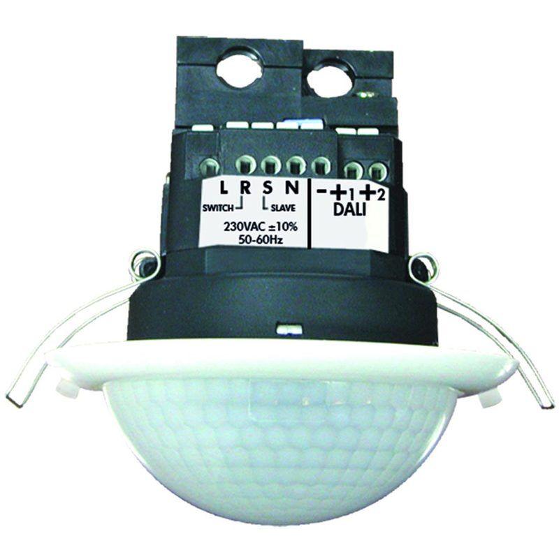 B.e.g - beg pd4-m-duo-dali/dsi-fp   detecteur de presence 360 deg / 24m 2x dali faux-plafonds