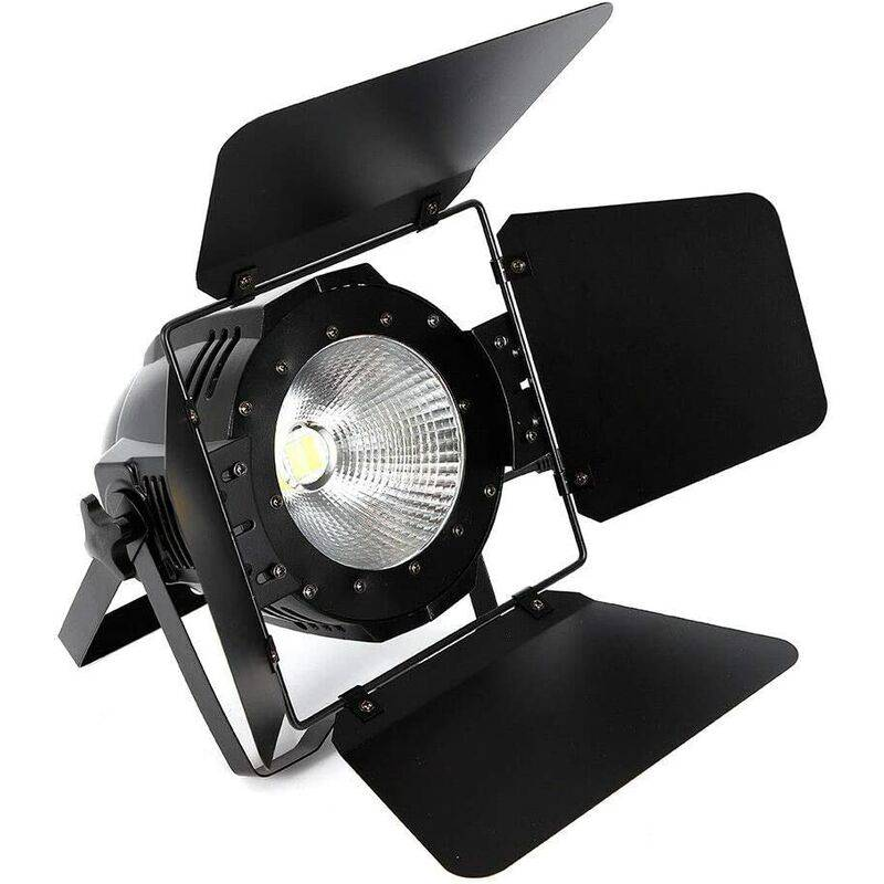 Etoile - L'étape de 200 watts LED allume la lumière blanche / froide 2in1 DMX512 de l'ÉPI PAR Éclairage d'éclairage de scène DJ Projecteur