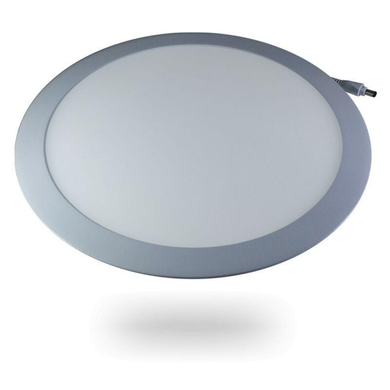 V-TAC Plafonnier encastré à LED ronde 28W 275mm 2700K