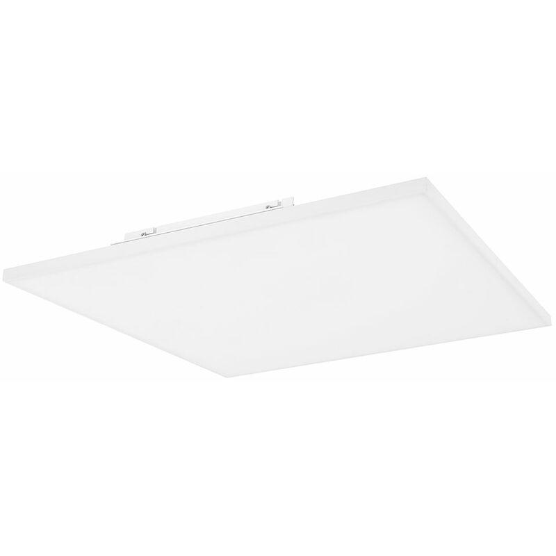 ETC-SHOP Plafonnier LED Luminaire Télécommande Dimmable Couleurs Fixable Chambre à Coucher
