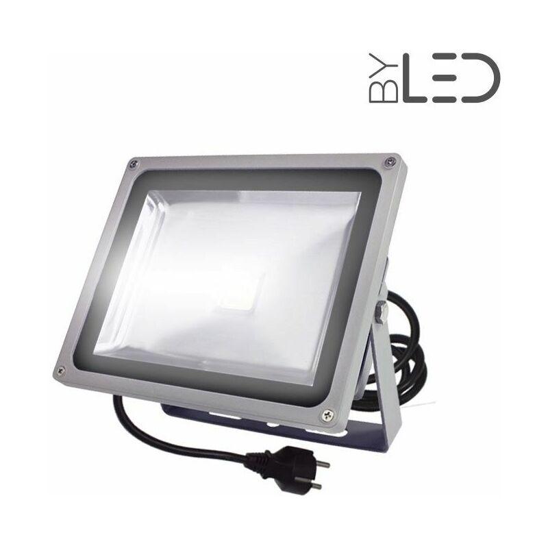 BYLED®-PRODUITS EN PROMOTION Byled ®-produits En Promotion - Projecteur LED extérieur étanche - 30W - 230V (Titan)   Température de couleur Blanc Pur