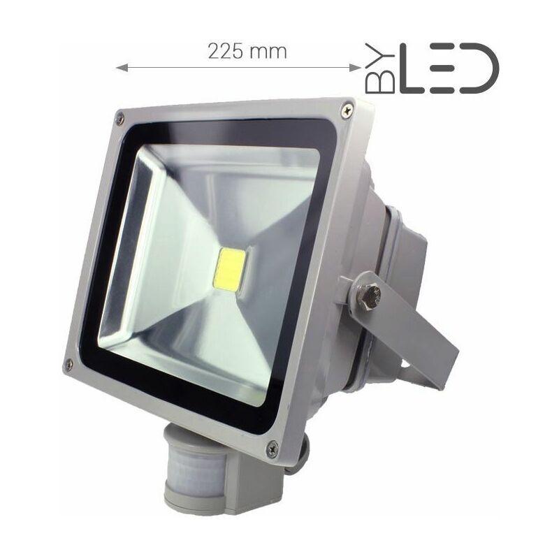 BYLED®-PRODUITS EN PROMOTION Byled ®-produits En Promotion - Projecteur LED extérieur à détecteur - 30W - 230V (Titan D 30)   Température de couleur Blanc Pur - Puissance (en