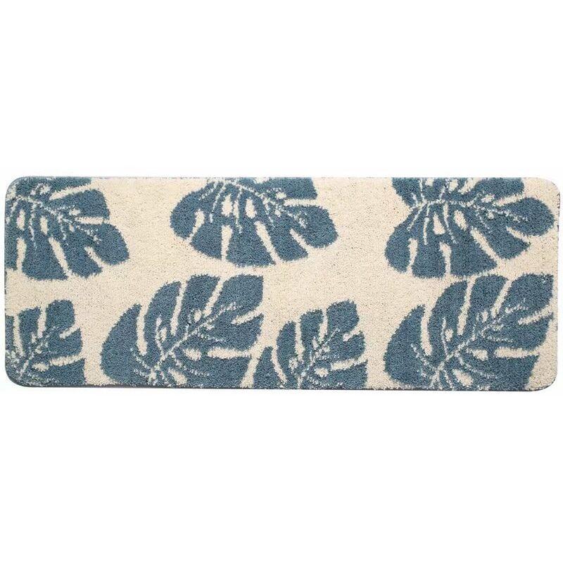 TRIOMPHE Couverture de chevet de chambre à coucher cuisine salle de bain tapis antidérapant 45x120cm - Triomphe