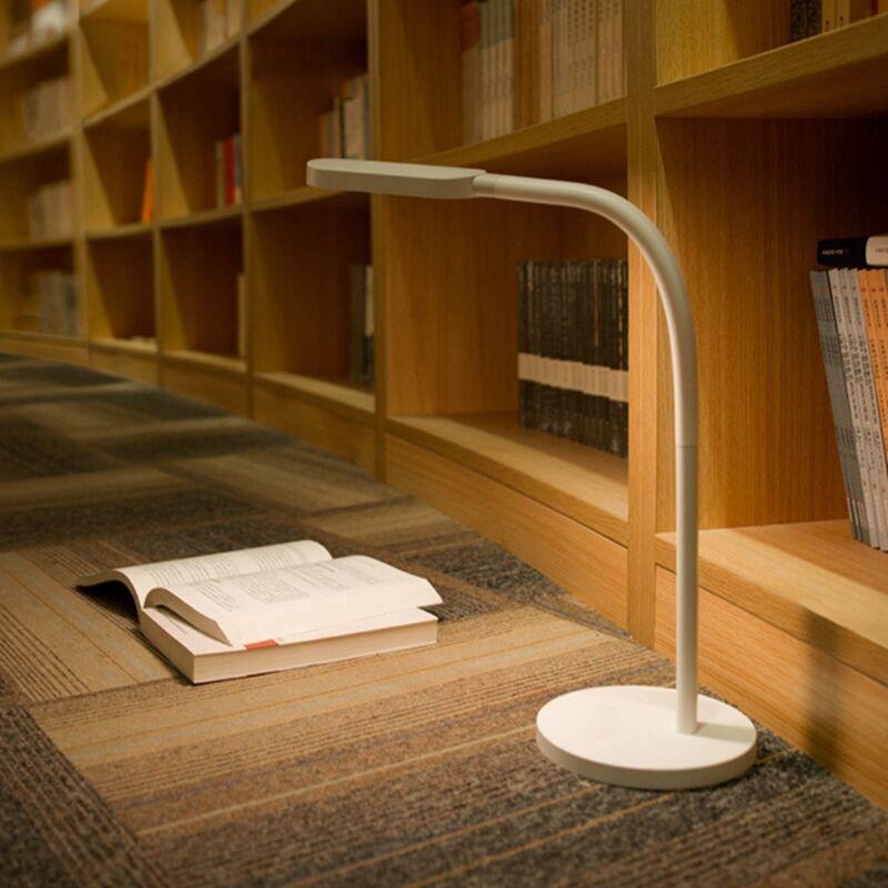 MANTA Yeelight YLTD01YL 3W / YLTD02YL 5W 60 LED Touch Dimmable Lampe de bureau Lampe de table intelligente pour la maison (Produit de l'écosystème Xiaomi)