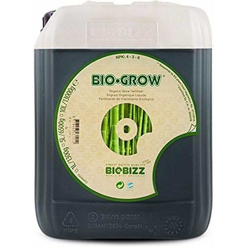 BIOBIZZ 5L Bio-Grow Engrais Liquide - Biobizz