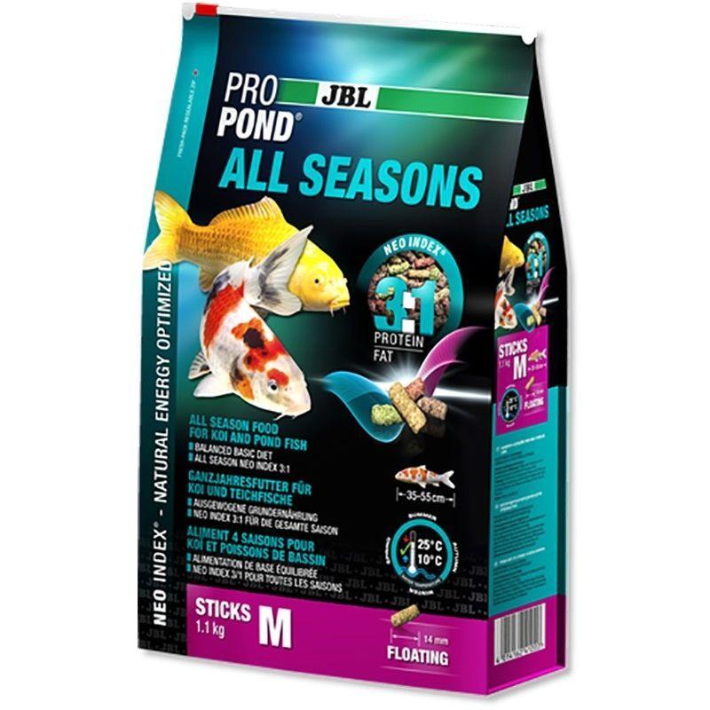 JBL ProPond All Seasons M Contenance - 1,1 kg - JBL