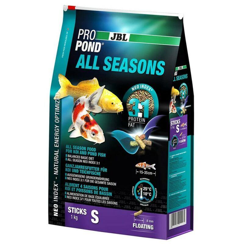 JBL ProPond All Seasons S Contenance - 1 kg - JBL