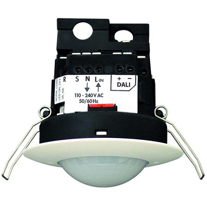B.E.G beg pd2-m-dali/dsi-fp   detecteur de presence 360 deg / 10m dali faux plafonds