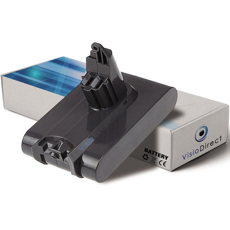 VISIODIRECT Batterie pour Dyson V6 Animal Pro 21.6V 1500mAh - Visiodirect -
