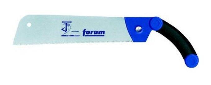 Forum - Scie japonaise avec poignée pistolet, longueur de lame 300 mm, Épaisseur de lame 0,6 mm