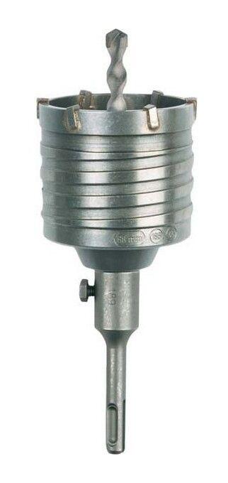 Forum - Trépan-couronne, Ø : 80 mm, Domaine d'utilisation Boîtiers de dérivation, Emmanchement SDS-plus