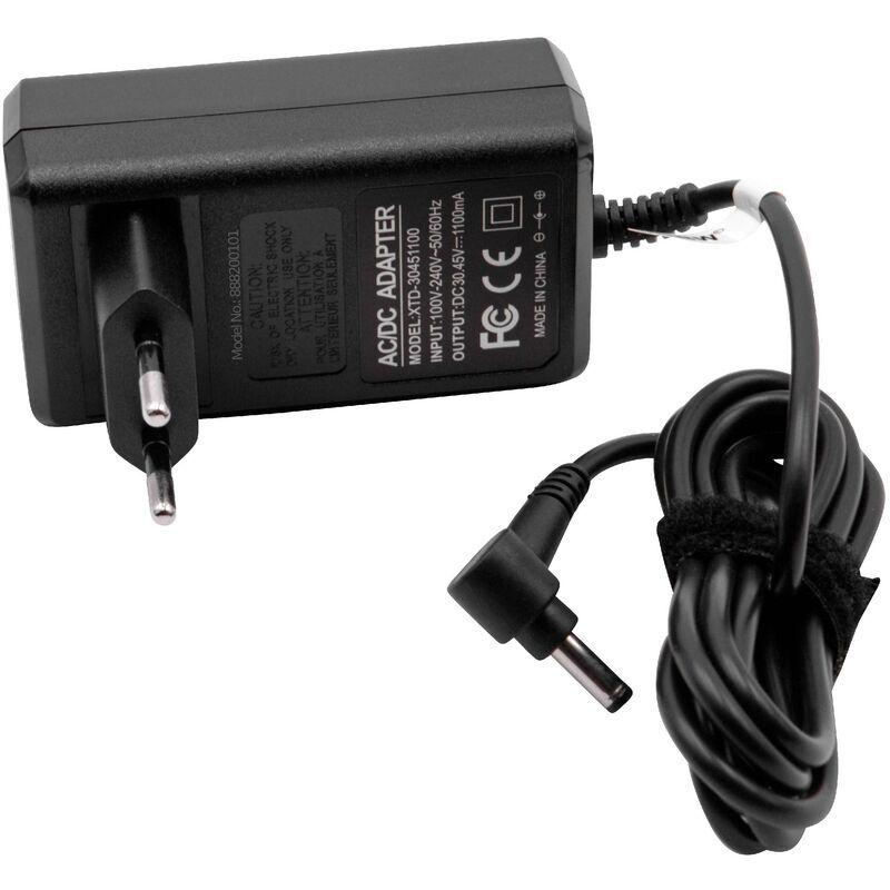 VHBW Chargeur pour aspirateur remplacement pour Dyson 217160-03, 969350-03, 96935003 pour aspirateur à main - 138.5cm - Vhbw