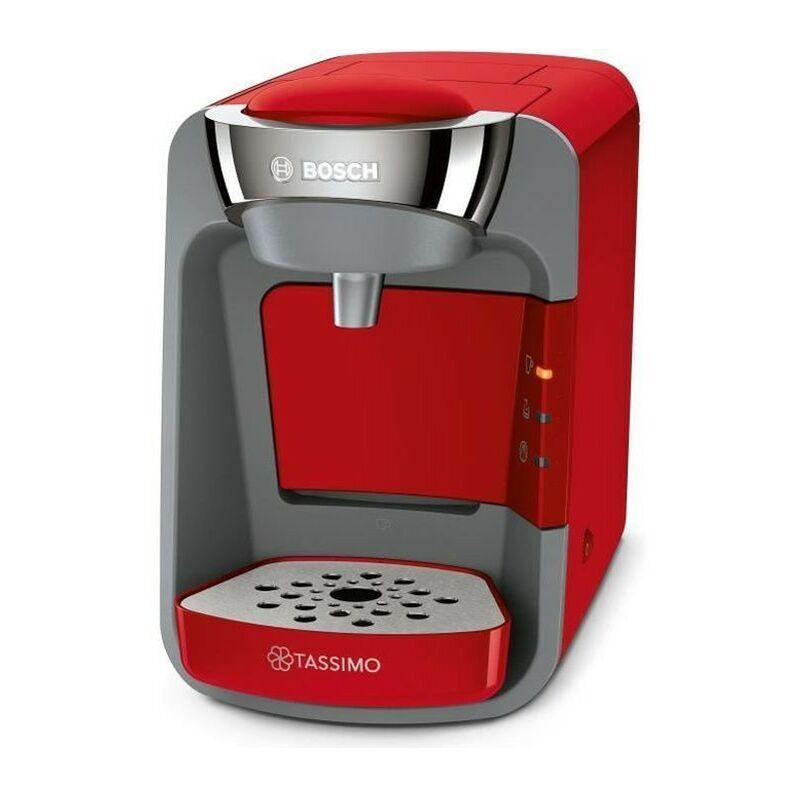 Bosch Machine a café multi-boissons BOSCH Tassimo Suny TAS32 - Rouge coquelicot