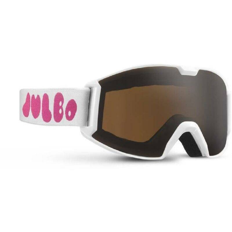 JULBO Masque de ski Snoops XS Cat3 - Blanc