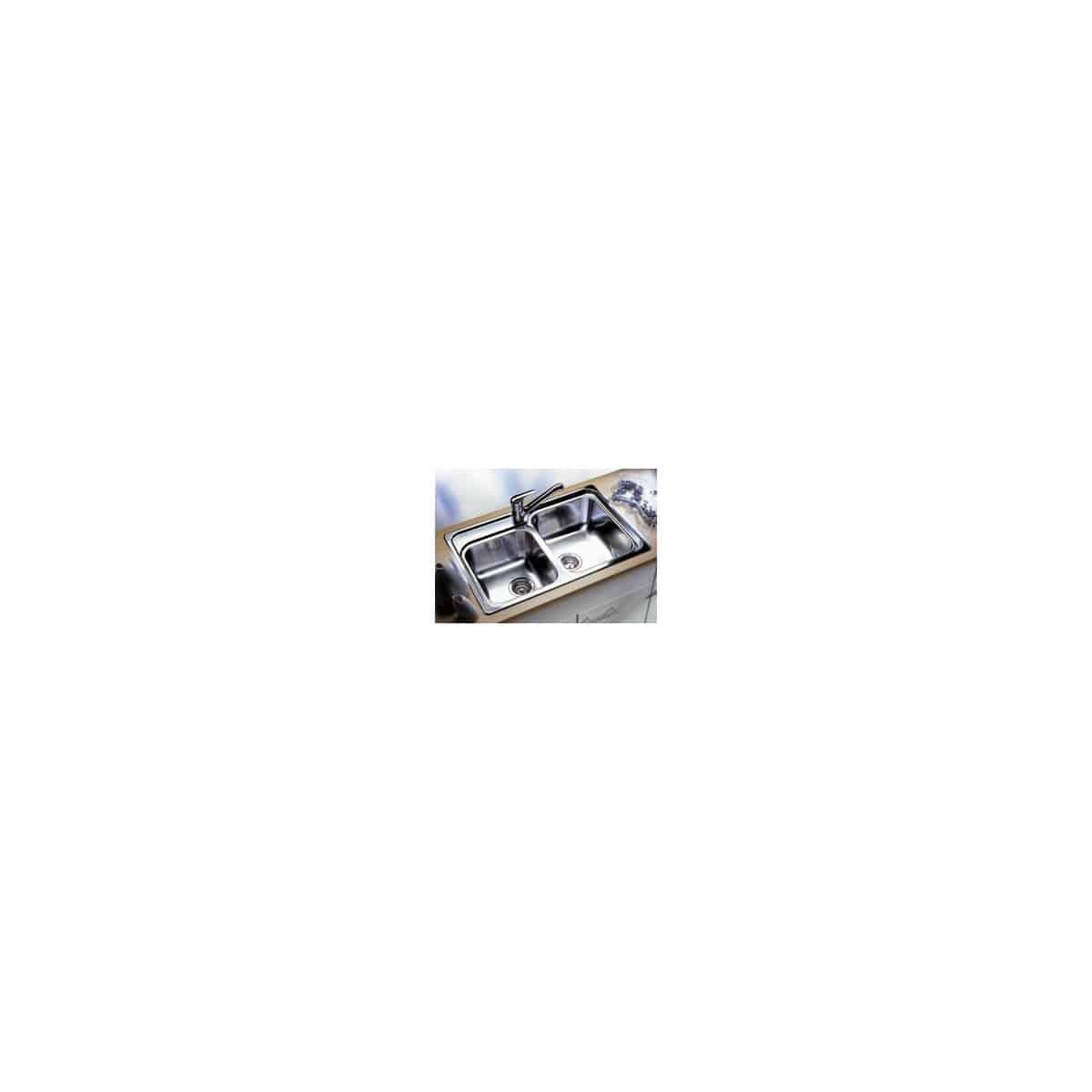 Blancoclassic 8-IF - Inox Lisse