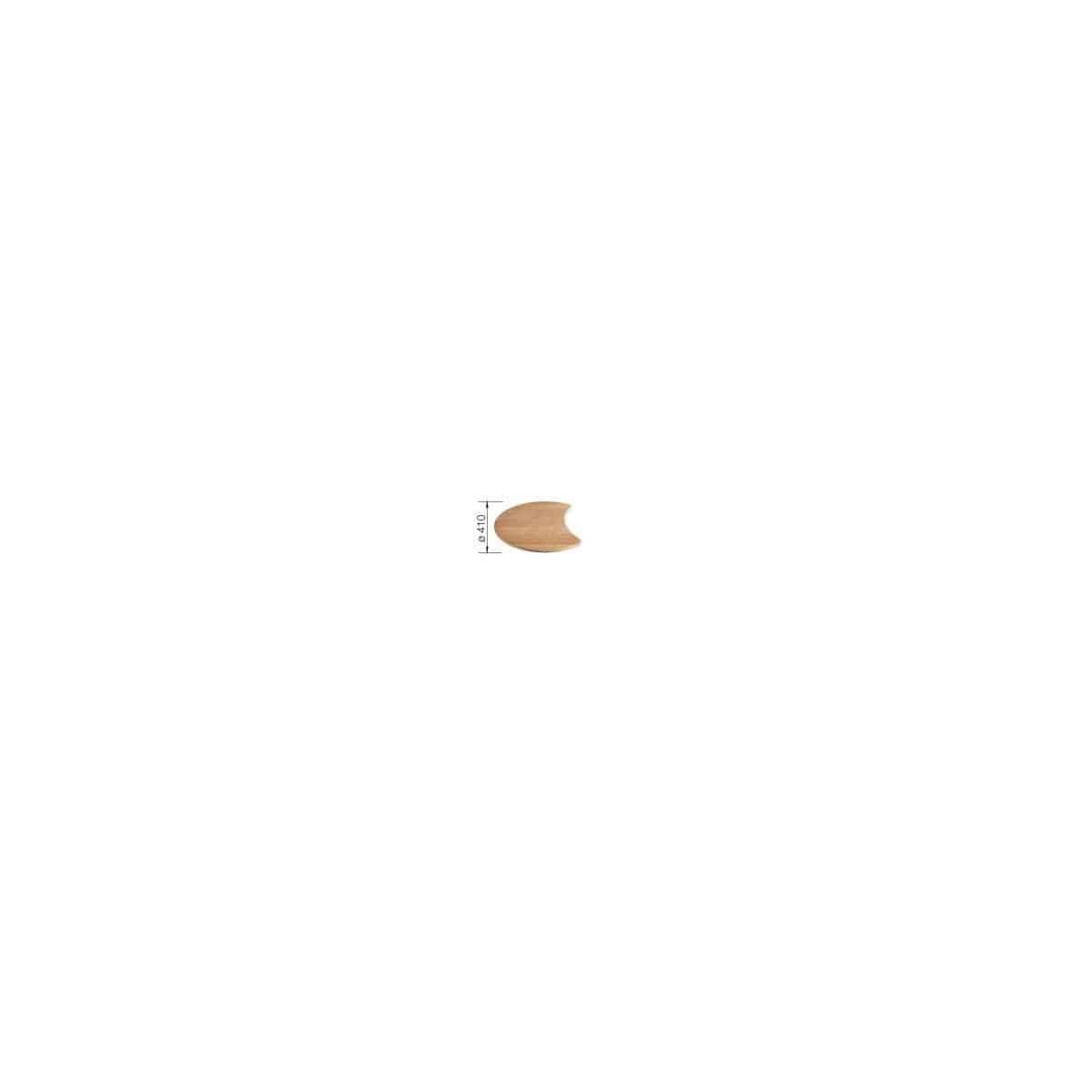 Blanco Planche à découper en bois RONDOSOL -