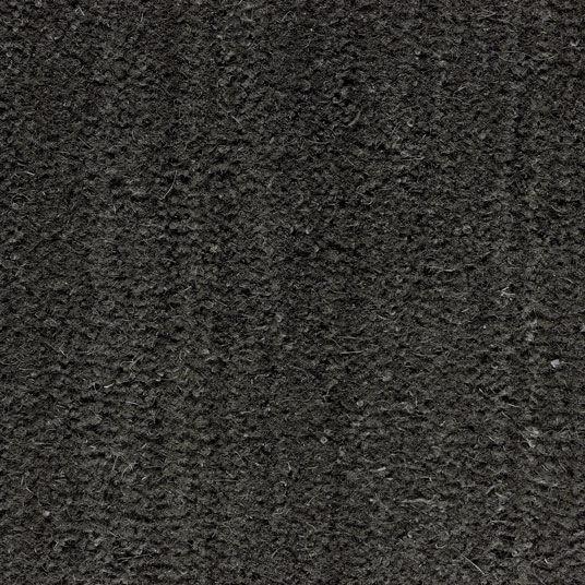 Paillasson - Tapis brosse Coco - Anthracite - Ep. 17mm