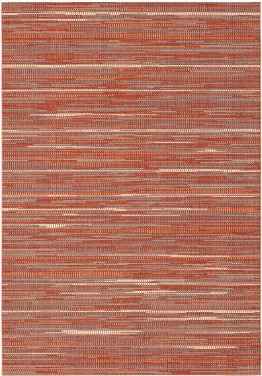 Tapis de jardin - Broc Arty - Terracotta rouge - 80 x 150 cm