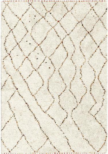 Tapis motif Berbère Pharak - 140 x 200 cm