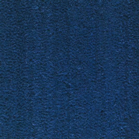 Paillasson - Tapis brosse Coco - Bleu - Ep. 17mm